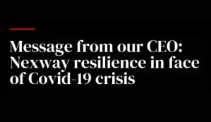 Message from our CEO: Nexway resilience in face of Covid-19 crisis