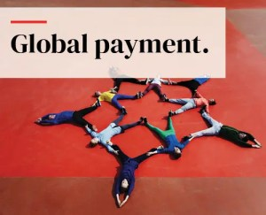 Global payment.