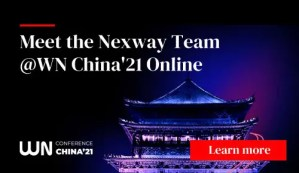 Meet the Nexway Team @WN China'21 Online.