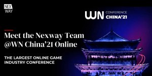 Book a meeting with Nexway @WN China'21 Online Game Industry Conference
