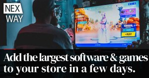 Add the largest software & games to your store.