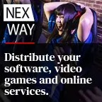 Distribute your software, video games and online services