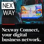 Nexway Connect, your digital business network.
