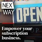 Image title Empower your subscription business. Build valuable recurring revenue streams.
