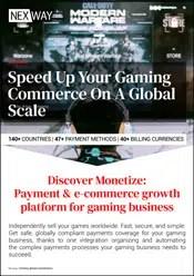 Gaming global monetization