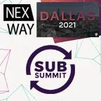 Meet the Nexway Team at SubSummit 2021, September 21-23