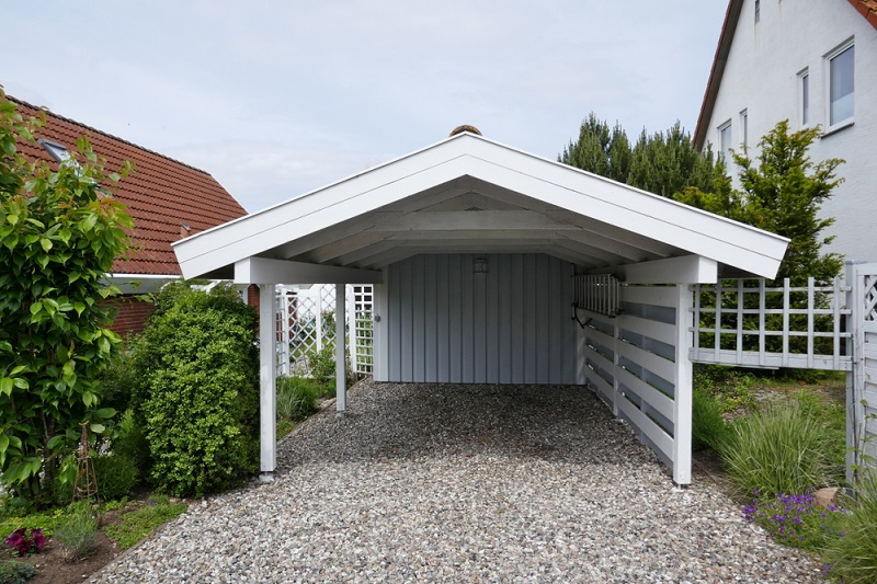 Installation Of Carport Made Easy With Carport Kits For Sale