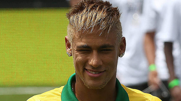 Neymar Hairstyle And Haircut