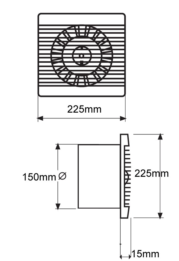 Wiring Bathroom Extractor Fan