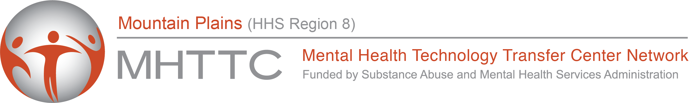 Mountain Plains Mental Heath Technology Transfer Center Logo