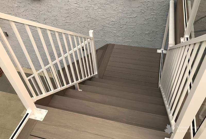 Custom Deks Calgary, Alberta from National Fence and Deck