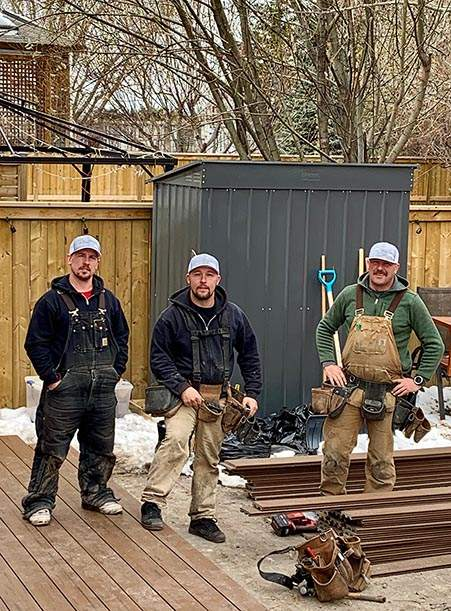 national deck builder team