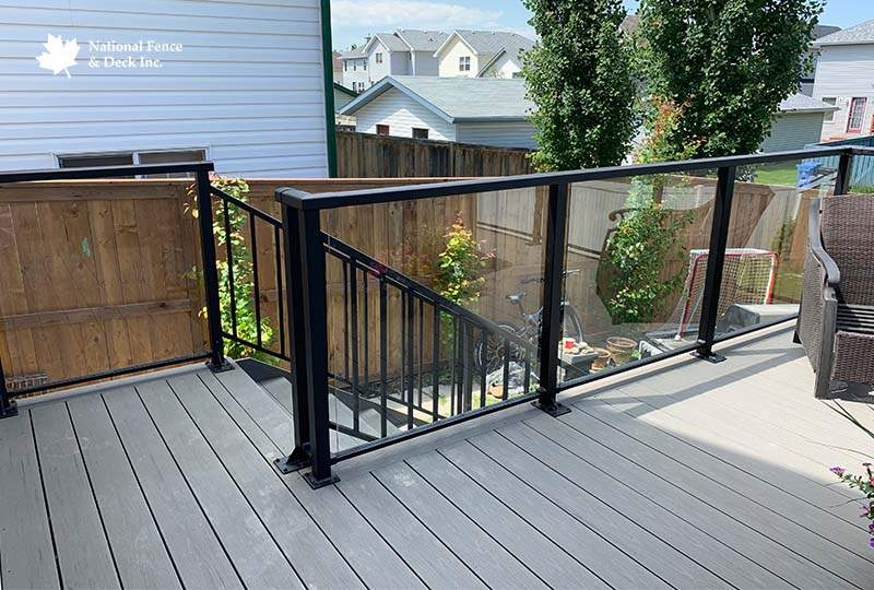 Timbertech Silver Maple Composite Decking