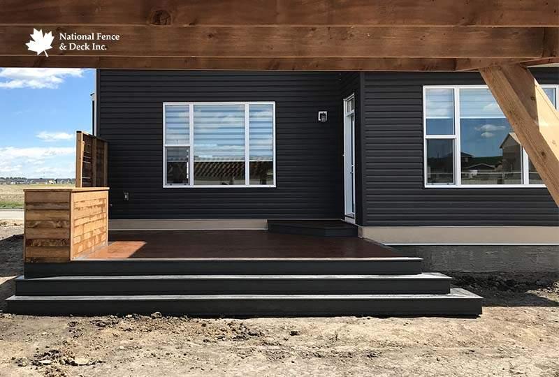 Trex Enhance Basic Composite Decking