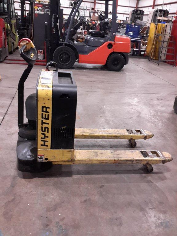 Bt Equipment Company 4000lb Hyster W40z Walkie Electric Pallet