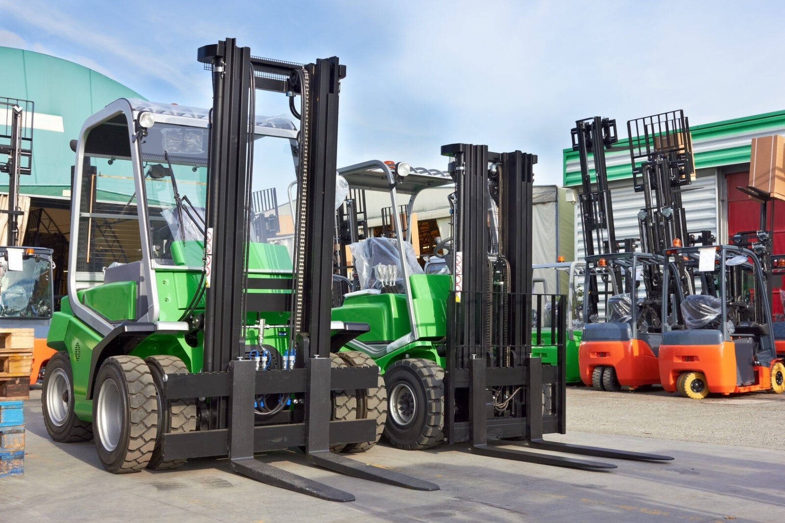 7 Types Of Forklifts Amp What They Are Used For