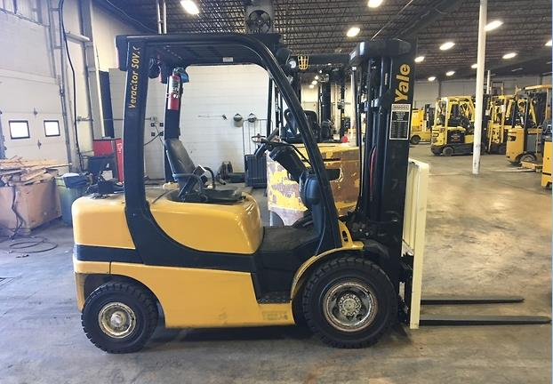 4 prong forklift 2004 mitsubishi lancer radio wiring diagram used yale forklifts high performance and parts glp050vx propane fuel pneumatic tire 5000lb 2014