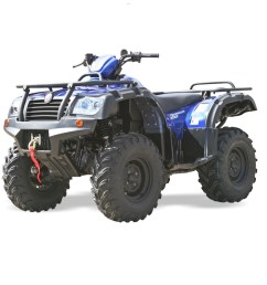 quadzilla terrain 500 road legal quad [ 1100 x 1102 Pixel ]