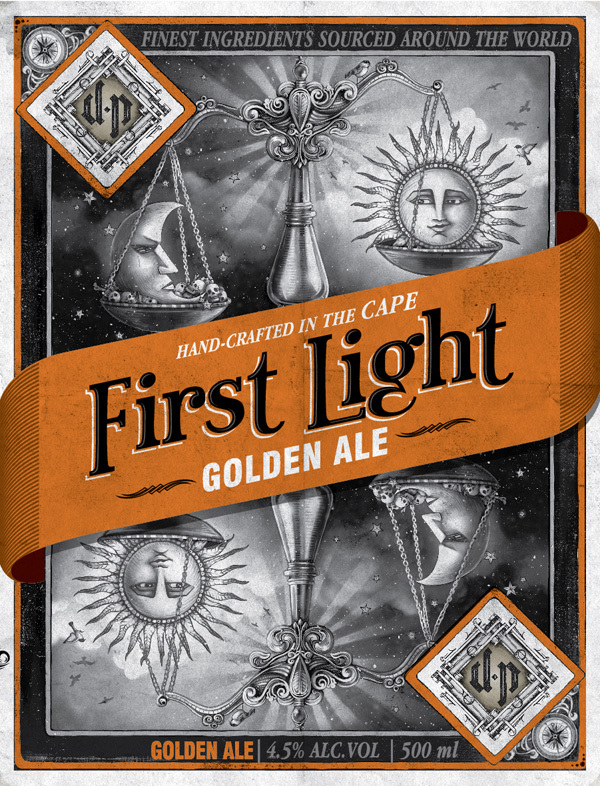 3445 DPBC GOLDEN ALE (500ml) FAC