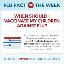 When Should I Vaccinate My Kids Against the Flu 11.17