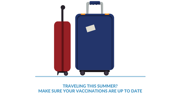 Tips for Staying Healthy During Summer Travel