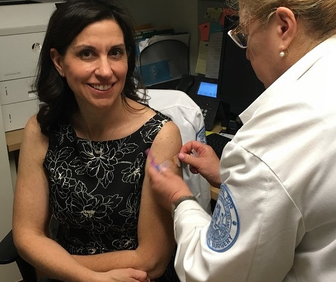 Why Aren't College Students Getting Flu Shots?
