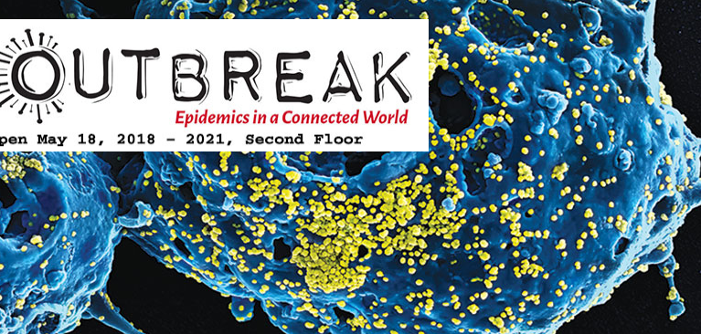 #Outbreak: Epidemics in a Connected World