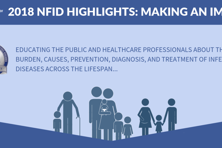 Happy New Year: 2018 NFID Highlights By The Numbers