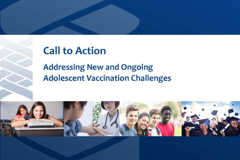 Addressing New and Ongoing Adolescent Vaccination Challenges (March 2016)