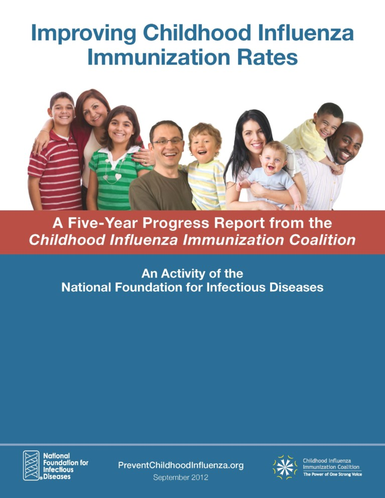 Improving Childhood Influenza Immunization: A Five Year Progress Report (2012)