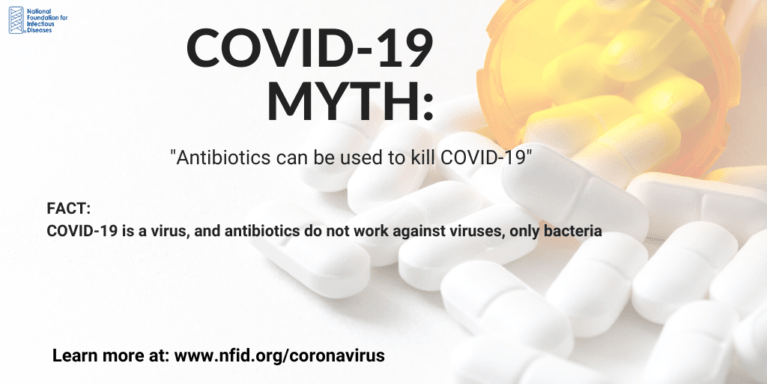 Antibiotics Myth