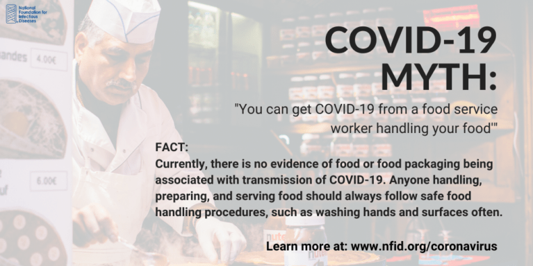 Food Service Workers Myth