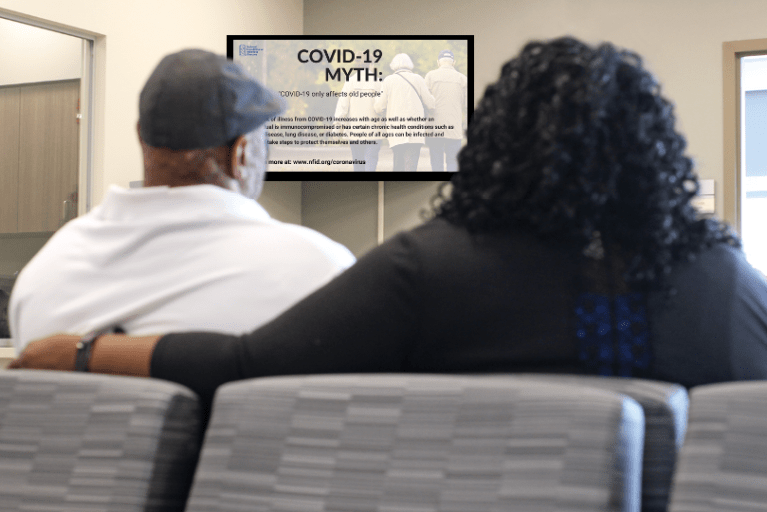 NFID and PatientPoint Launch COVID-19 Education Campaign
