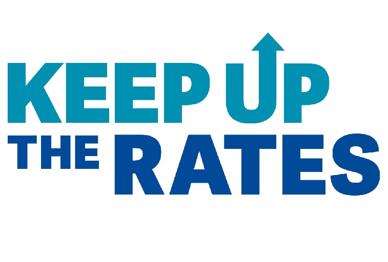 """New Campaign Encourages All to """"Keep Up The Rates"""" and Get Vaccinated Amidst COVID-19"""