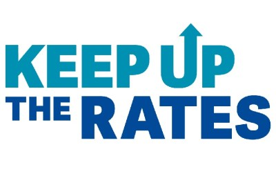 Keep Up The Rates