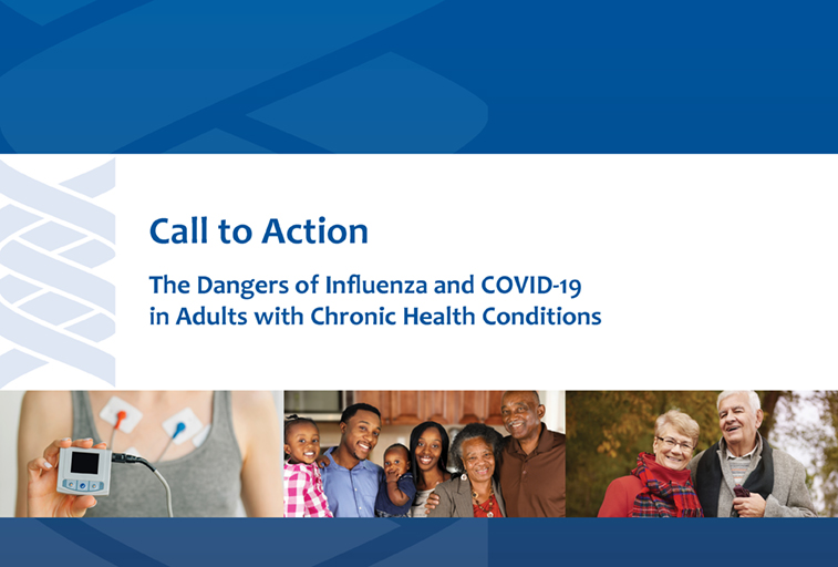 Public Health Experts Fear Devastating Impact of Flu and COVID-19 on Vulnerable Adults