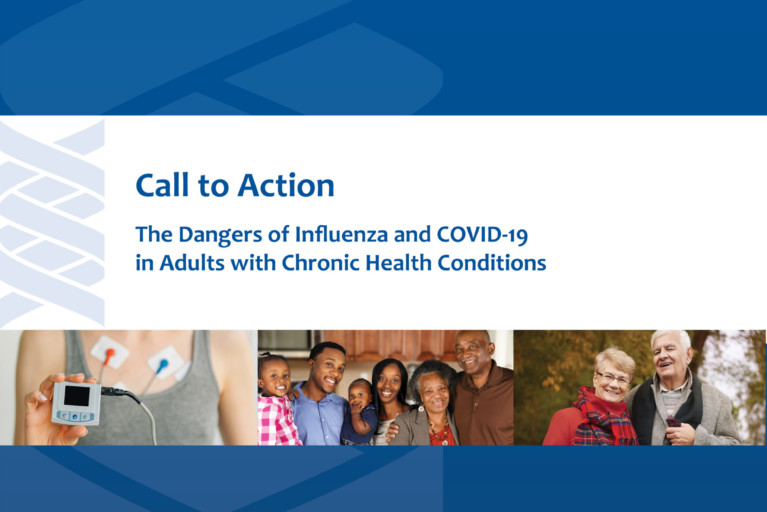 Call to Action: The Dangers of Influenza and COVID-19 in Adults with Chronic Health Conditions (October 2020)