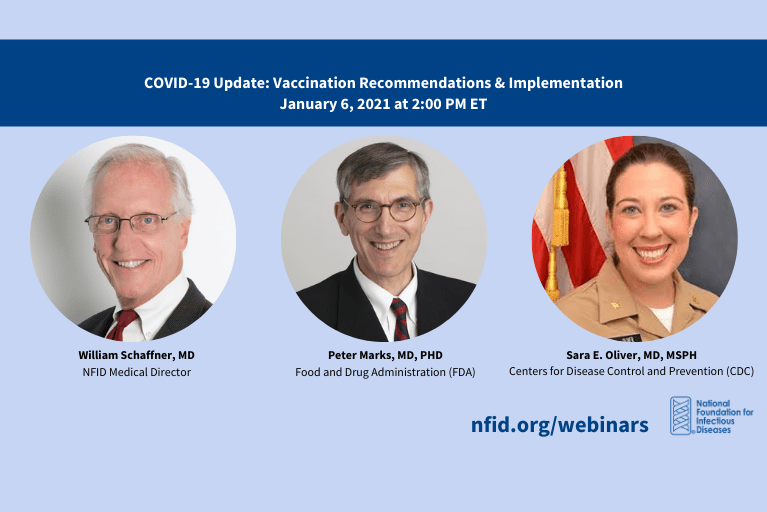 COVID-19 Update: Vaccination Recommendations & Implementation (Webinar)