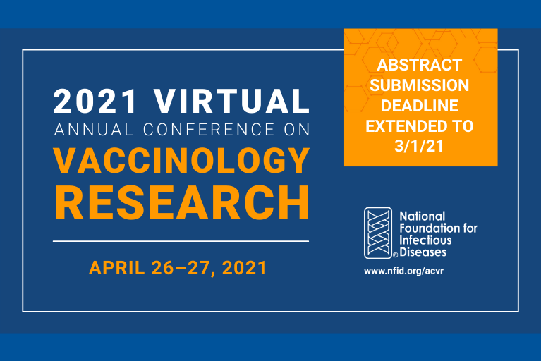 ACVR Abstract Deadline Extended Until 3/1/21