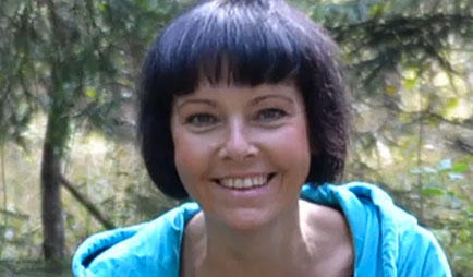 Porträtbild Kinesiologin Sylvia Slavec