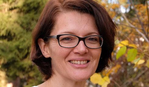 Portraetbild Kinesiologin Aurore Camard
