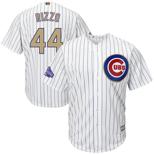 401fdad391a Cubs Gold Jerseys (Men + Women)