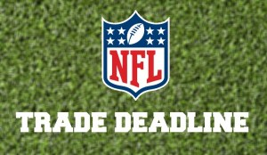 NFL 2017 Trade Deadline