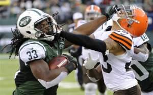Jets Vs Browns NFL Week 3 Betting