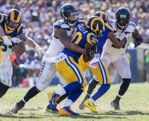 Seahawks Rams NFL Week 10 Predictions