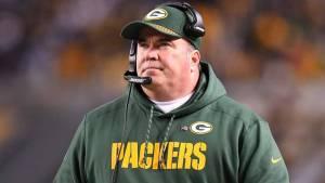 Mike McCarthy Green Bay Packers