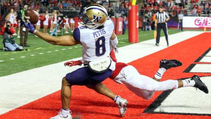 San Francisco 49ers: Dante Pettis Can Be the Next Great