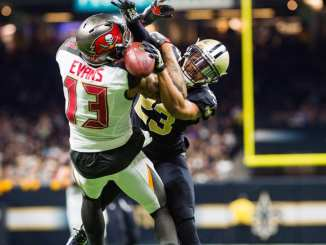 Marshon Lattimore, Mike Evans, Saints, Buccaneers