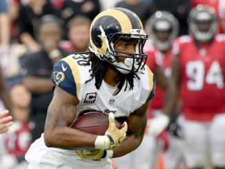 Todd Gurley, Los Angeles Rams, NFL