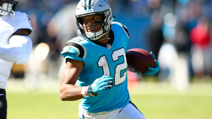 b99509e47d14 Carolina Panthers  3 Best Performances from Week 8 Win vs. Ravens ...